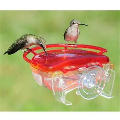 ASPECTS #437, THE GEM WINDOW HUMMINGBIRD FEEDER, 4 oz. Capacity, Made in USA  dm ()