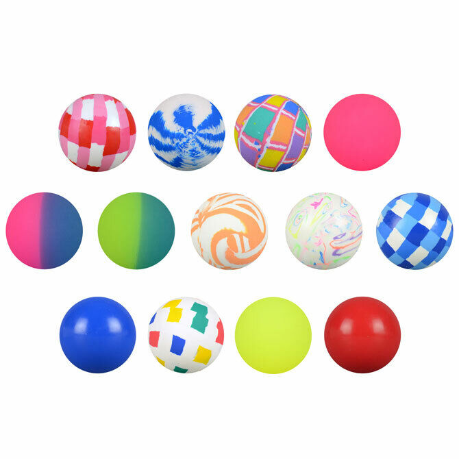 "40 - 2"" 49mm Premium Quality Super Bouncy Hi Bouncy Balls"