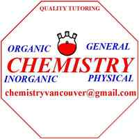 Expert PhD Chemistry Tutor For SFU ChemistryCHEM 282/281/122/121