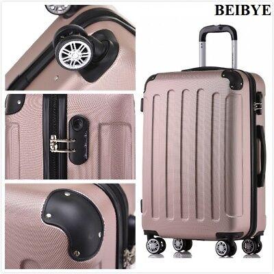Koffer 2045 Hartschalenkoffer Trolley Kofferset Reisekoffer  M-L-XL-Set