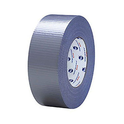 Ac15 Intertape Roll Silver Duct Tape 2 X 60 Yd Utility Grade Cloth Duct Tape
