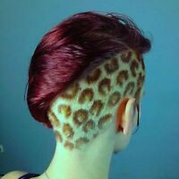 :::OPPORTUNITY TO BE  A MASTER HAIR TATTOO PROVIDER:::