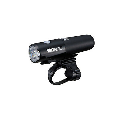 CatEye Volt 800 - Front Bike Light - USB Rechargeable - Black
