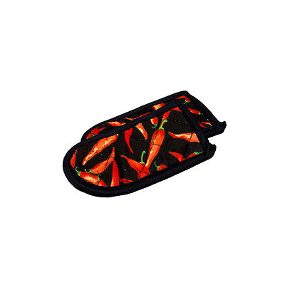 Lodge 2HHC2 Hot Handle Holders/Mitts, Red Pepper, Set of 2