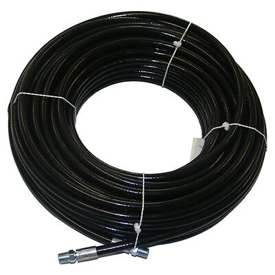 14 X 200 Flex Sewer Jetter Hose 4400 Psi - 200 Ft - Free Same Day Shipping