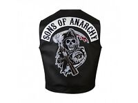 Sons Of Anarchy: Cut Jacket, Hoodie, T-shirt