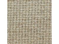 Carpet Remnant of John Lewis Carpet Sisal Weave Classic Barley RRP£950