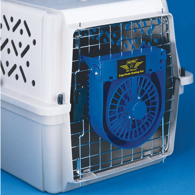 Metro Air Force 2-Speed Cage/Crate Cooling Fan NEW