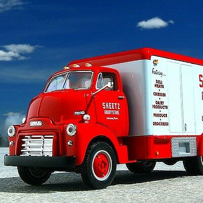 Used, ALTOONA PA. - SHEETZ DAIRY STORE 1952 GMC Truck with Insulated Van - First Gear for sale  Shipping to Canada