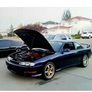 1997 Nissan 240SX Silvia s14 Coupe (2 door)