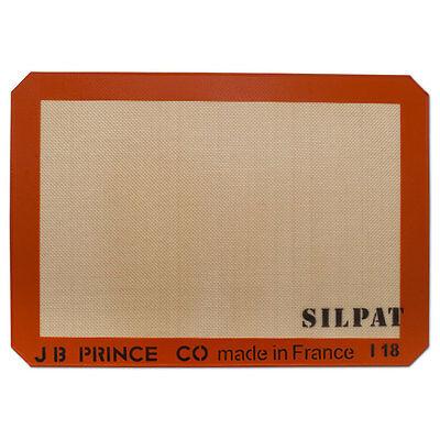 Silpat Premium Silicone Baking Mat, Half Sheet Size, 11-5/8