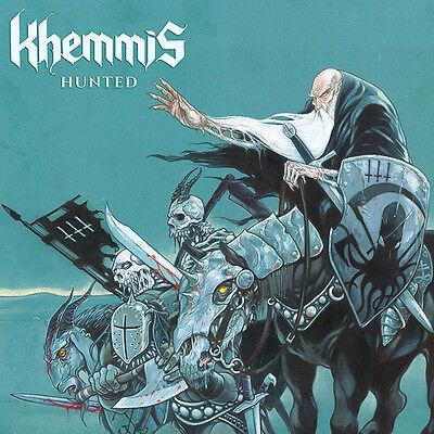 KHEMMIS - Hunted (NEW*LIM.250 GREEN/BLUE V*US EPIC DOOM*WHW*PALLBEARER*SOLSTICE)