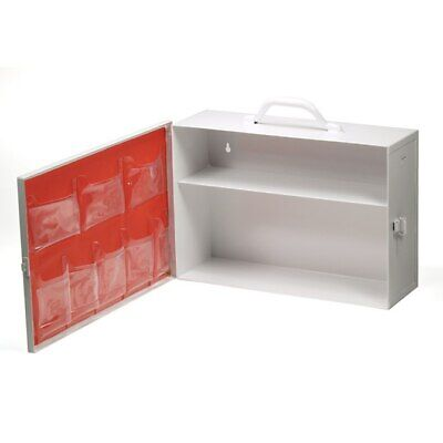 2 Shelf Cabinet Empty w/Pkt