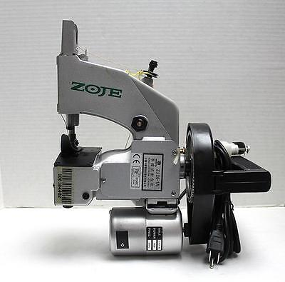 Zoje Zj26-1a Portable Bag Closer Heavy Duty Industrial Sewing Machine - 220v
