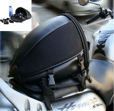 Motorcycle Accessories Rear Back Seat Tail Bag Saddlebag Waterproof Universal