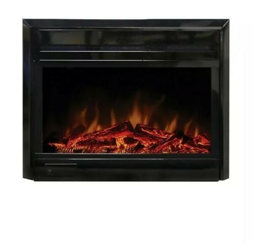 28 inch x 18 inch electric fireplace