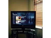"42"" LCD, LG TV"