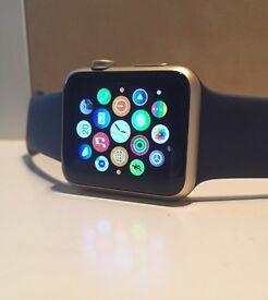 42mm gold Apple Watch