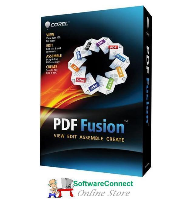 PDF Fusion Windows CPDFF1ENMB