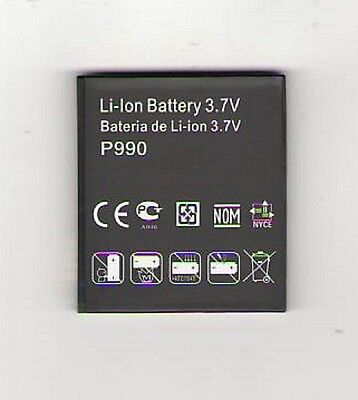 Lot 10 Battery For Lg P990 P999 G2x Optimus 2x C729 Doubl...