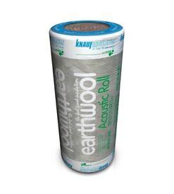 200mm knauf loft insulation (4 rolls)