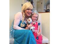 *************ELSA FROZEN PARTY ENTERTAINER****************