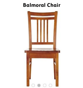 Dining chairs Croydon Burwood Area Preview