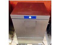 Hobart undercounter dishwasher-single phase