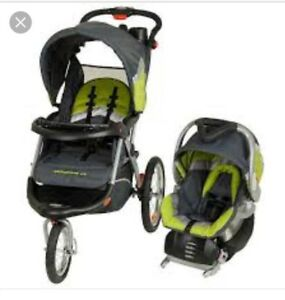 Baby Trend Jogging Stroller & Carseat