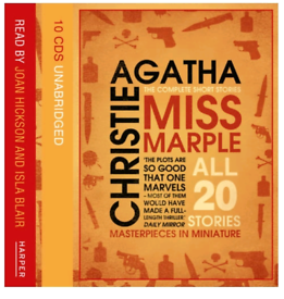 Miss Marple Complete Audio Collection New