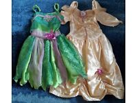Fancy dress outfits, age 5-6