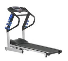 New Fitness Electric Treadmill