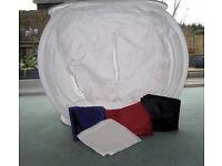 Photo Box/Tent.And reflectors