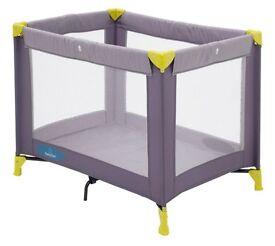 Baby start travel cot