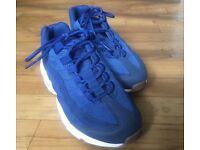Nike air max 95 OG Cobalt blue 4 UK