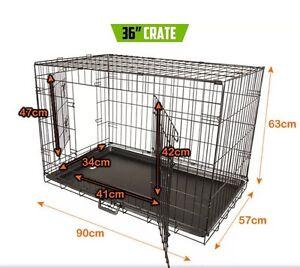 30'' 36'' 48'' Dog puppy pet cage kennel Hurstville Hurstville Area Preview
