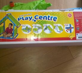 Chad valley build your own play centre