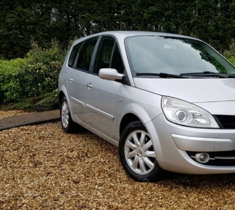 **AUTOMATIC** [57 PLATE] RENAULT GRAND SCENIC DYNAMIQUE