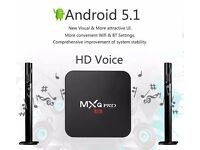 **LATEST RELEASE** MXQ PRO. **FASTER THAN OTHER BOXES**- **FASTEST ANDROID BOX** FREE MOVIES/SPORTS