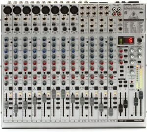 Behringer UB2222FX-PRO Mixer   *As Is Condition***
