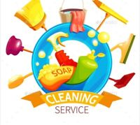 Commercial and Residential Cleaning Available