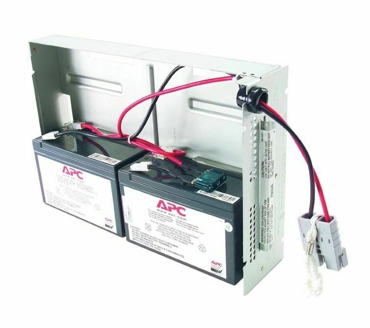 APC RBC22 Battery Cartridge Replacement Fully Assembled Plug & Play