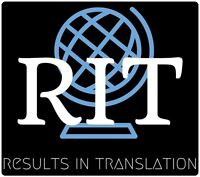 Results in Translation - French and English Translation Services
