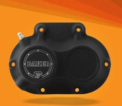 Baker Drivetrain DD7-10603-A Hog Black Hydraulic Side Cover 07-17 Harley 6-Speed