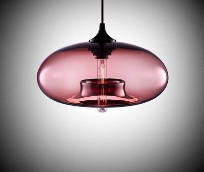 Modern Contemporary Glass Hanging Lights Stylish Ceiling Fixture Art Decorations - Hanging Ceiling Decorations