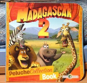 MADAGASCAR 2 PELUCHE COLLECTION BOOK ALBUM VUOTO GEDIS - Italia - MADAGASCAR 2 PELUCHE COLLECTION BOOK ALBUM VUOTO GEDIS - Italia