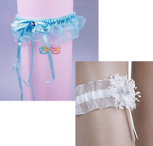 Bridal Garters - That Little Something for Your Wedding Day -New