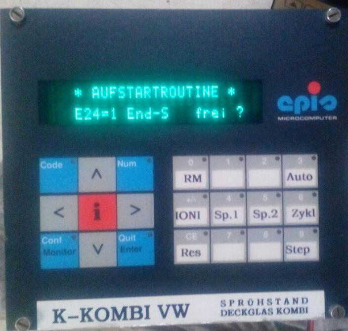 Epis Microcomputer 8458-00 3030 24vdc 0,5a