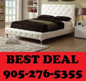 *******BRAND NEW QUEEN / DOUBLE SIZE CRYSTAL BED..$399********