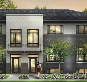 New luxury townhomes in Thornhill - first access!